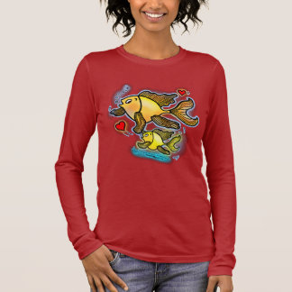 New Baby Fish Long Sleeve T-Shirt