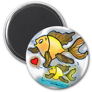 New Baby fish Magnet
