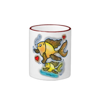 New Baby Fish Ringer Mug