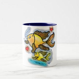 New Baby fish Coffee Mug
