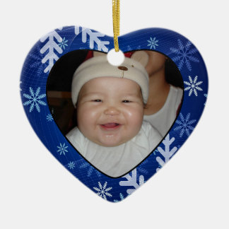 New Baby Photo Gift Tag & Ornament