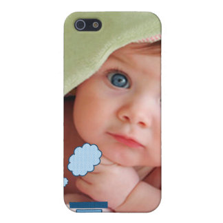 New Baby Your Photo Choo Choo Train iPhone Cover iPhone 5 Case