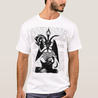 New Baphomet T-Shirt