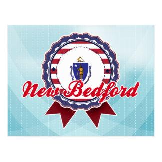 New Bedford, MA Postcard