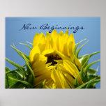 New Beginnings art print Healing Touch art Health