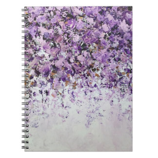 New Beginnings Floral Notebook