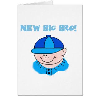 New Big Bro Baseball Tshirts and Gifts Cards
