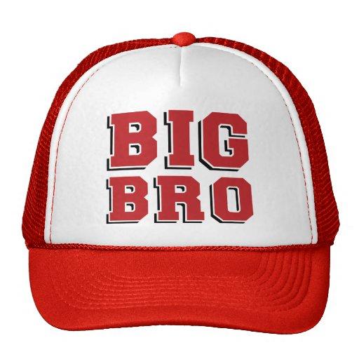 New BIG BRO Mesh Hats