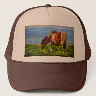 New Blood On Dartmoor Trucker Hat