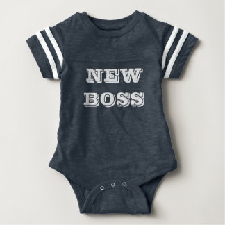 NEW BOSS Baby Jumpsuit