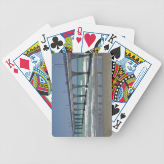 New Brighton Pier, Christchurch Bicycle Playing Cards