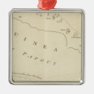 New Britain Discoveries Christmas Tree Ornaments