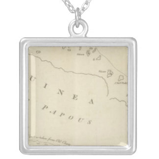 New Britain Discoveries Silver Plated Necklace