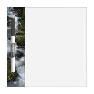 New Brunswick, Canada. Dickson Falls in Fundy Dry Erase Whiteboard