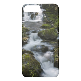 New Brunswick, Canada. Dickson Falls in Fundy iPhone 7 Plus Case