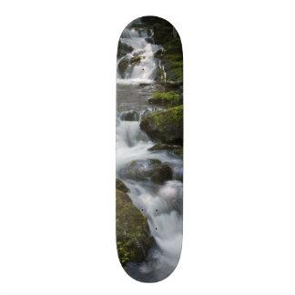New Brunswick, Canada. Dickson Falls in Fundy Skateboard Decks