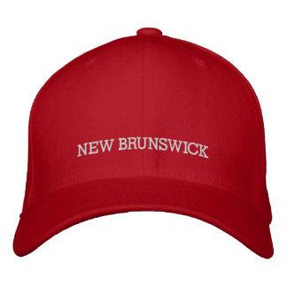 NEW BRUNSWICK, CANADA HAT BASEBALL CAP