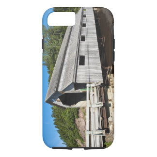 New Brunswick, Canada. Irish River covered iPhone 8/7 Case