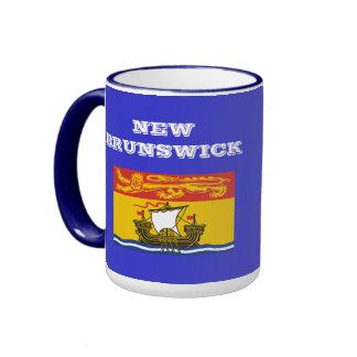 New Brunswick* Coffee Mug