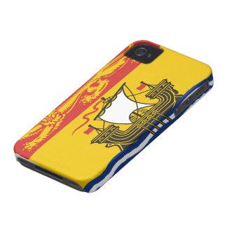 New Brunswick Flag iPhone 4 Case