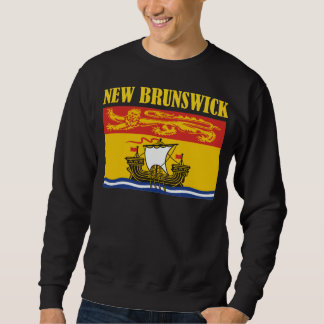 New Brunswick-Flag Sweatshirt