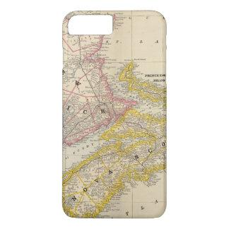 New Brunswick, Nova Scotia iPhone 8 Plus/7 Plus Case