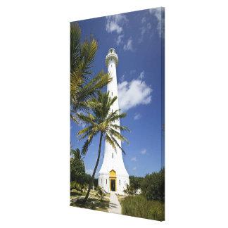 New Caledonia, Amedee Islet. Amedee Islet Canvas Print