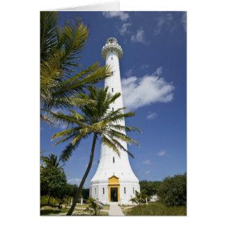 New Caledonia, Amedee Islet. Amedee Islet Greeting Card