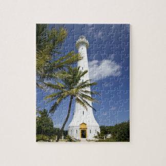 New Caledonia, Amedee Islet. Amedee Islet Jigsaw Puzzle