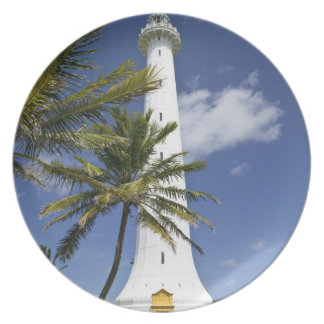 New Caledonia, Amedee Islet. Amedee Islet Party Plate