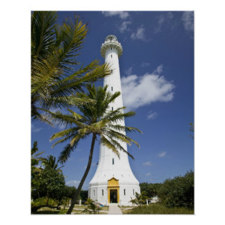 New Caledonia, Amedee Islet. Amedee Islet Poster