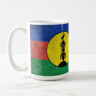 New Caledonia Basic White Mug