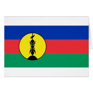 New Caledonia Card