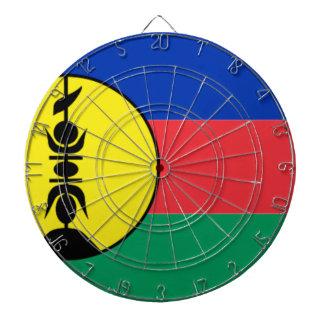 New Caledonia Dartboard