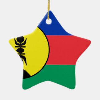 New Caledonia Ornament