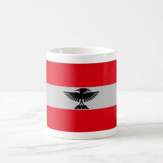 New Caledonia Flag Basic White Mug