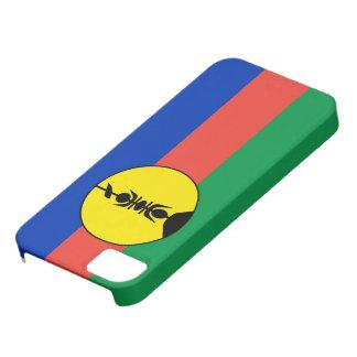 new caledonia flag iPhone 5 cases