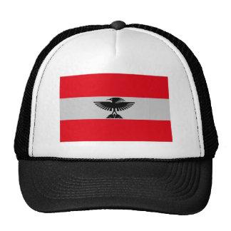 New Caledonia Flag Hats