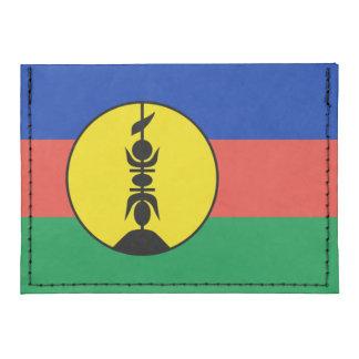 NEW CALEDONIA FLAG TYVEK® CARD CASE WALLET
