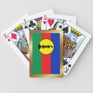 New Caledonia Flag Playing Cards