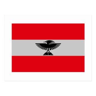 New Caledonia Flag Postcard