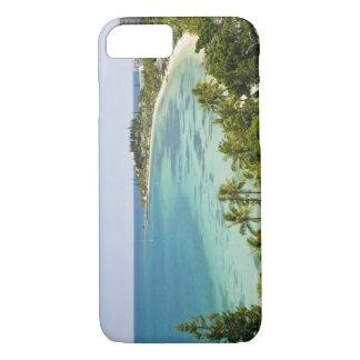 New Caledonia, Grande Terre Island, Noumea. Anse 2 iPhone 7 Case