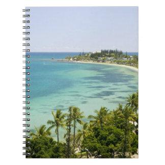 New Caledonia, Grande Terre Island, Noumea. Anse 2 Notebooks