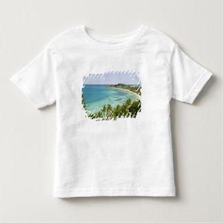 New Caledonia, Grande Terre Island, Noumea. Anse 2 Tshirts