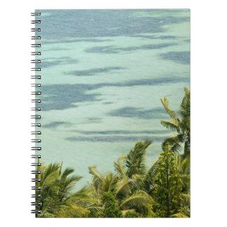 New Caledonia, Grande Terre Island, Noumea. Anse Notebooks