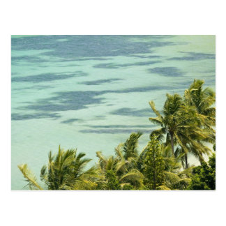 New Caledonia, Grande Terre Island, Noumea. Anse Postcard