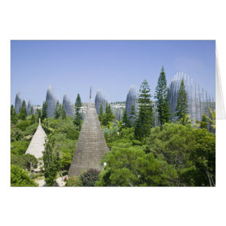 New Caledonia, Grande Terre Island, Noumea. Greeting Card