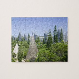 New Caledonia, Grande Terre Island, Noumea. Puzzle