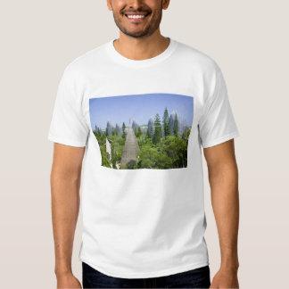 New Caledonia, Grande Terre Island, Noumea. Tee Shirt