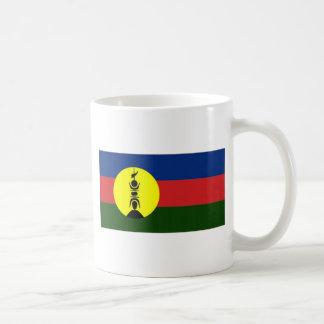 New Caledonia Kanaky Local Flag Mug